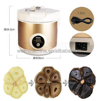Good quality Fermented Black garlic fermenter made in China
