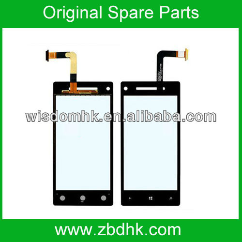 New For HTC Windows Phone 8X Zenith Touch Screen Digitizer Glass Replacement