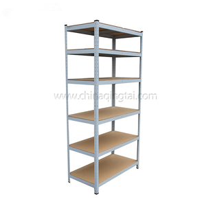 Angle iron advertising display supermarket shelf shoe rack
