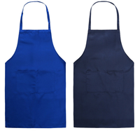 Best quality cotton polyester cooking apron for promotion