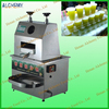 table type sugar cane juice extractor machine for commercial/ginger juice machine