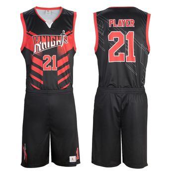 796b1b97ff7 2018 JFC China Cheap Manufacturer Wholesale Youth Basketball Uniform Sets