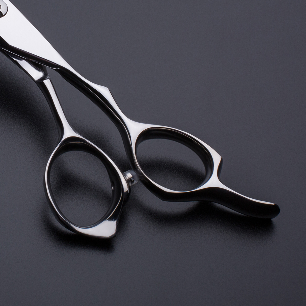 Imported japan steel 6.75 inch hair scissors for barber hairdressing