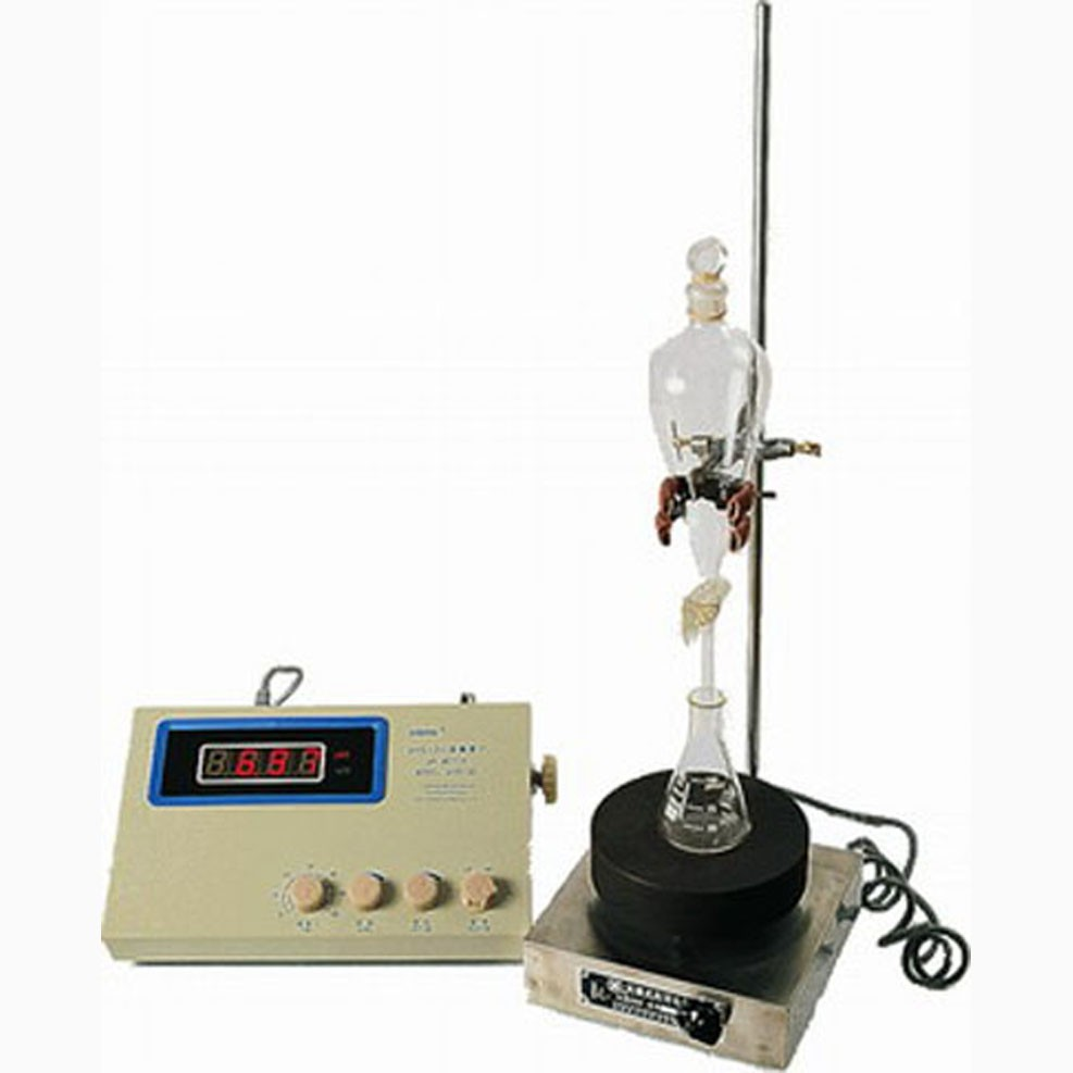 SYD-259 Power adjustable Water Soluble Acid & Base Tester for lab use