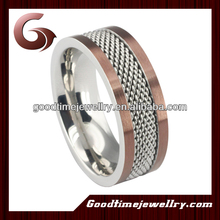 2017 new style smart ring stainless steel ring