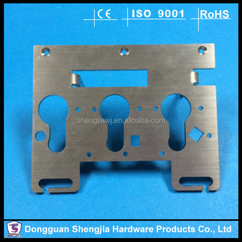 Bending Stainless Steel Polished Electric Motor Mounting Bracket