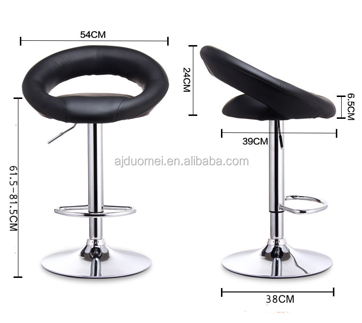 wholesale modern swivel white leather bar stools on alibaba used bar chair in