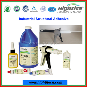Yantai Hightite Industrial Structural Adhesive high quality AB Structral Adhesive 326/310/320/330 for industry