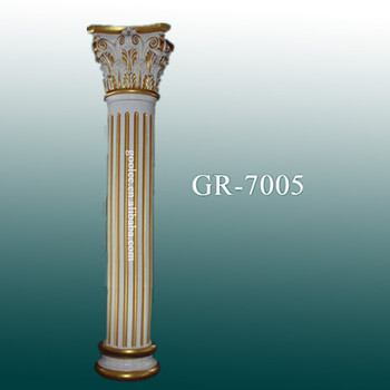 Superior Column Pillar Design For Home Decorative Fiberglass Indoor Decorative  Coulumns