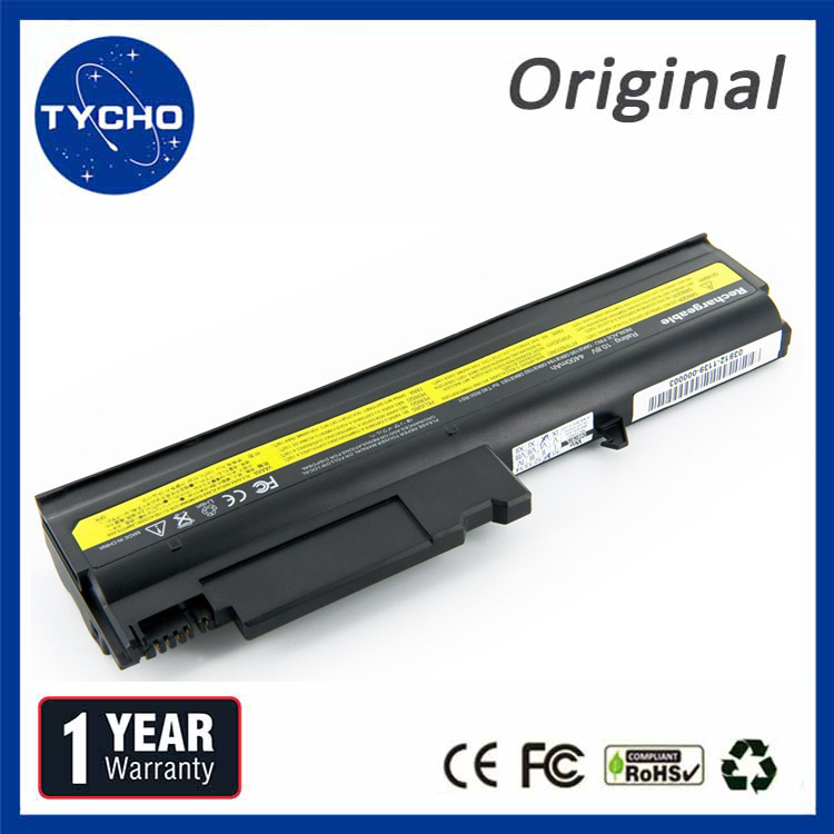Original Quality Japanese Cell New Laptop Battery for Lenovo IBM T40 T41 T42 T43 R50 R51 R52 42T4608 92P1076 92P1075 Battery