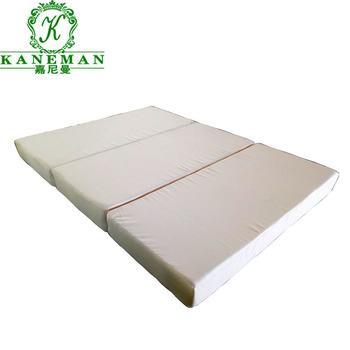 3 Folding Futon Mattress Foam Beach Sleep Chair Natural Healthy Made In China
