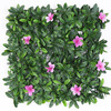 50*50cm durable nontoxic green artificial plant for hotel decoration