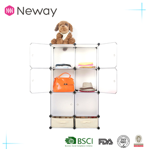 diy storage cube cabinet wardrobe warehouse living room shoe rack house grid cube storage