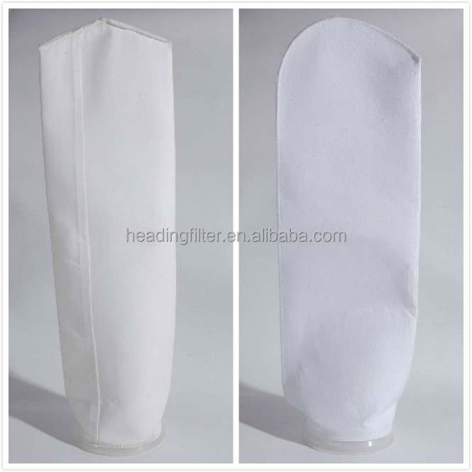 micron filter bag /PE PP nylon filter bag/ liquid filter cloth