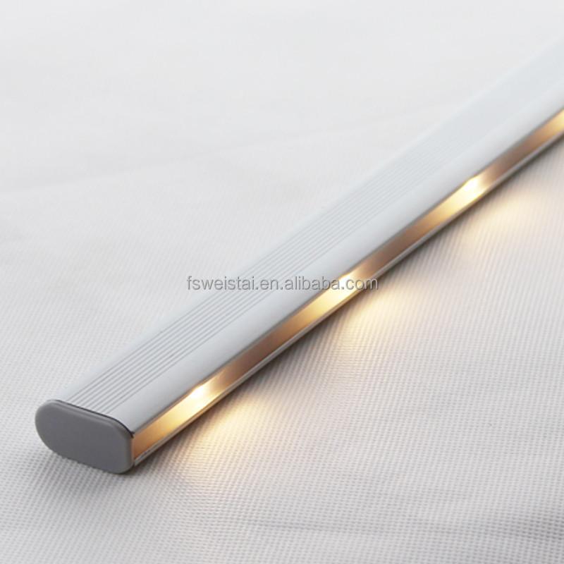 vestiaire verlichting garderobe hang staaf met batterij sensor led