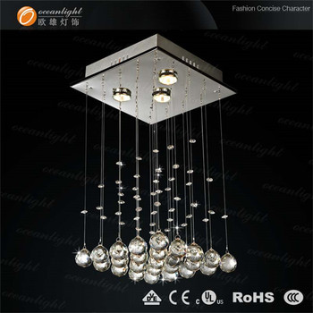 Crystal Chandelier,Crystal Balls Drops Crystal Lighting Planet ...
