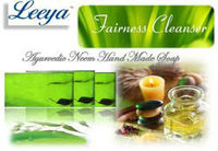 Herbal Neem Aloevera soap for delicate skin