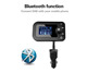 China Factory Car Bluetooth rds Fm Transmitter With USB Charger
