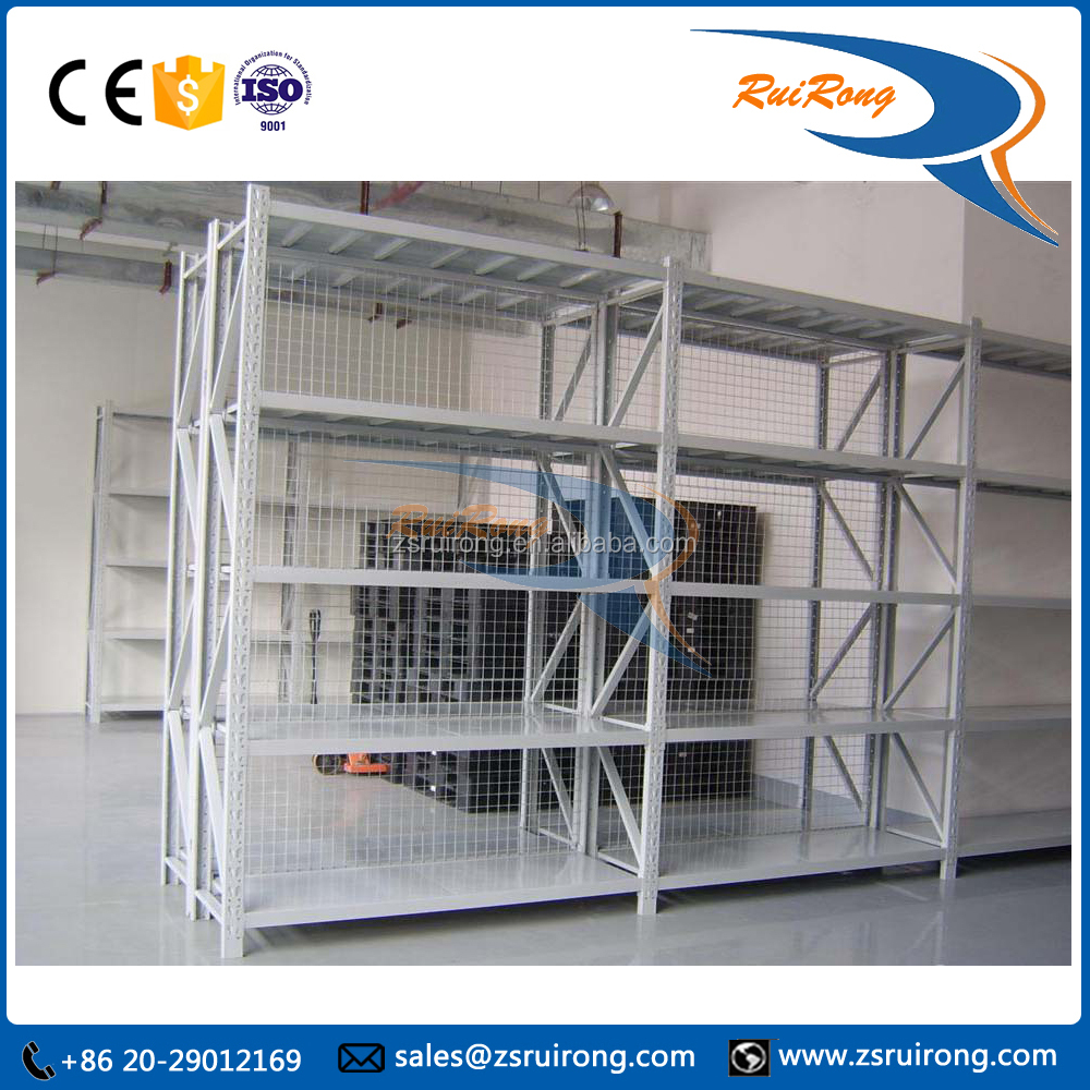 Corrosion Prevention steel shop shelving wholesale shelving units