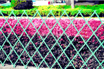 plastic expandable garden trellis garden fence buy garden