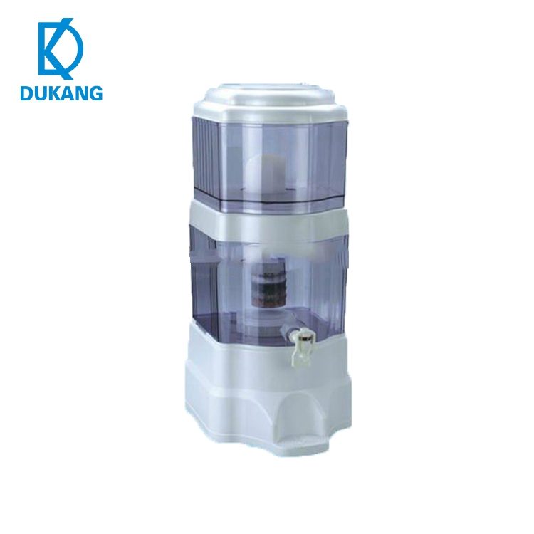 Gravity Ceramic Mineral Water Purifier Pot
