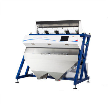 High efficient 7-10 ton/hour Color selector machine with good quality