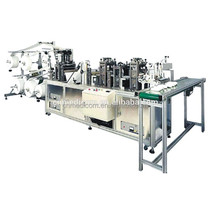 N95 Non woven Solid Face Mask Machine