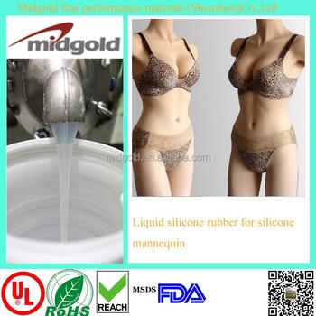 Rubber silcone lingerie