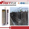 pool tile adhesive and grout refractory mortar resin product