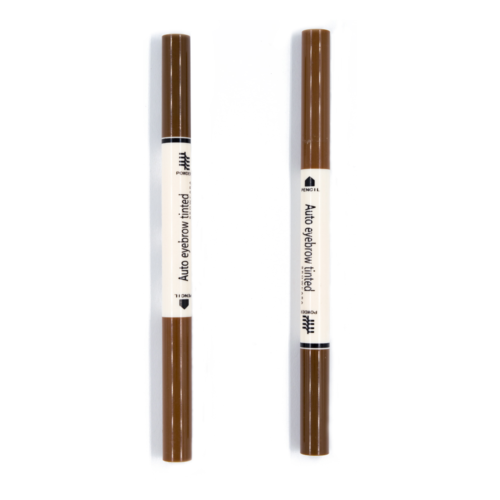Private Label Eyebrow 2 In 1 Eyebrow Pencil