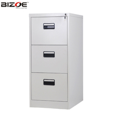 acrylic fire proof fireproof Metal vertical filing steel godrej lateral office furniture three 3 drawer file Cabinet