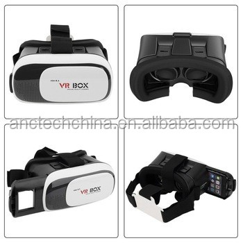 2016 most popular vr headset,good quality vr box 2.0,3d vr glasses with best price