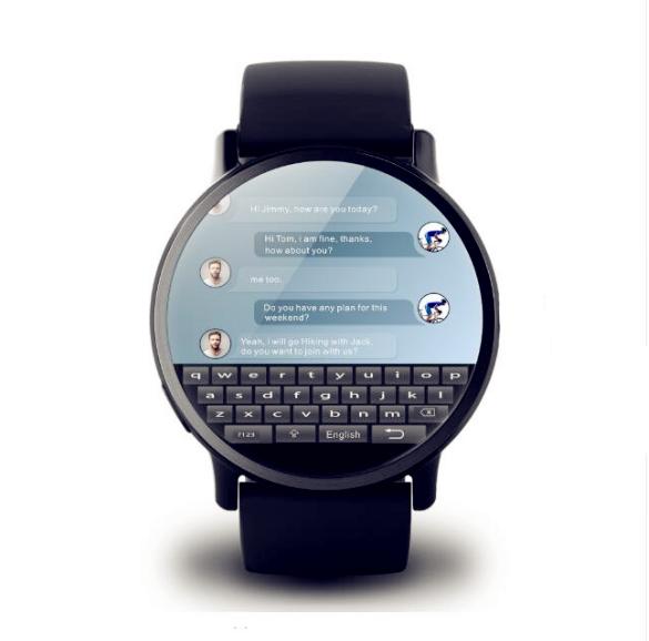 Global Version GPS LEMFO Watch with Big Memory Screen WIFI Bluetooth Adult 4G Video Smartwatch LEM X