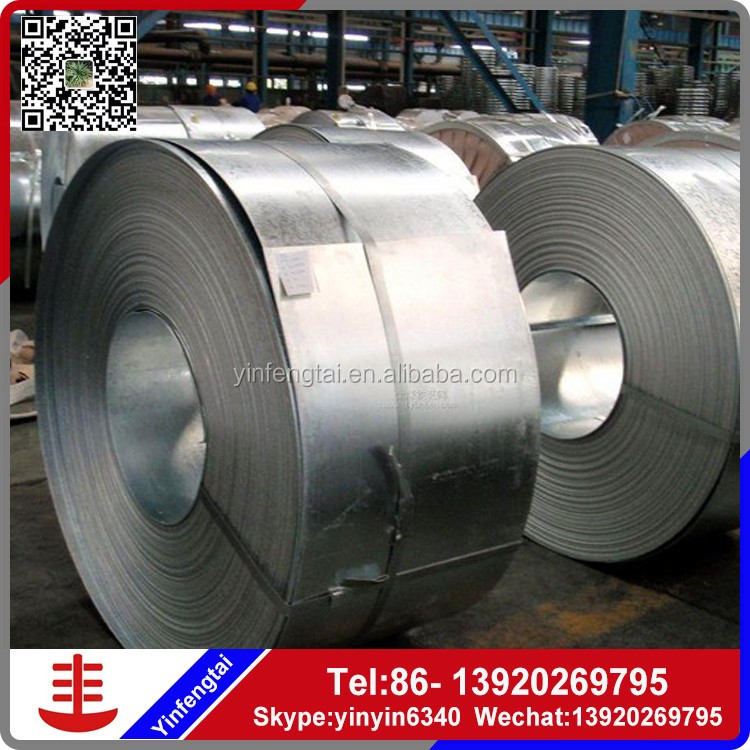 Tianjin YFT ppgi coils from china cold rolled prepainted galvanized steel coil price