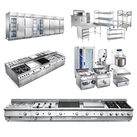 Furnotel Commercial Industrial Kitchen Equipment for Restaurant with Price /Restaurant Tools Utensils and Equipment