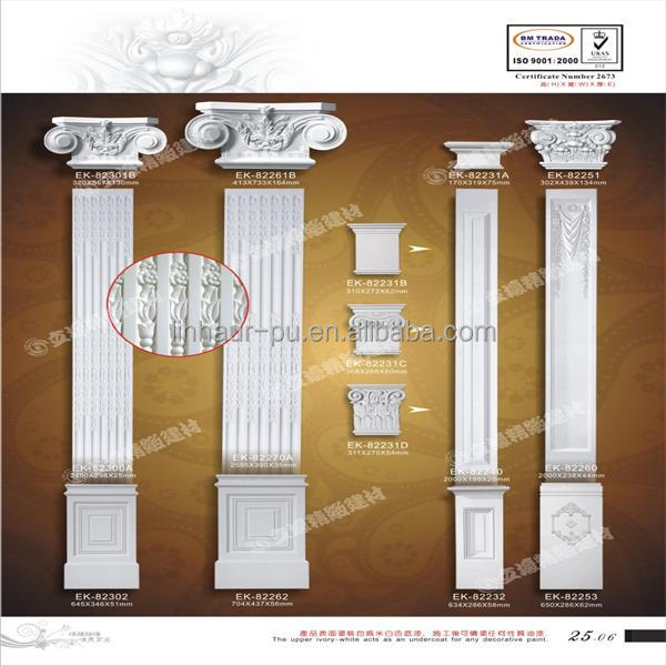 Interior Columns Custom Homes By Tompkins With Interior