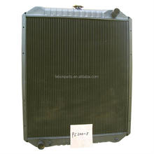 Cooling system diesel engine PC200-5 Water radiator
