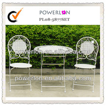 White Wrought Iron Patio Furniture, White Wrought Iron Patio Furniture  Suppliers And Manufacturers At Alibaba.com