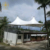 Tensile Fabric Membrane Structure pagoda canopy decoration