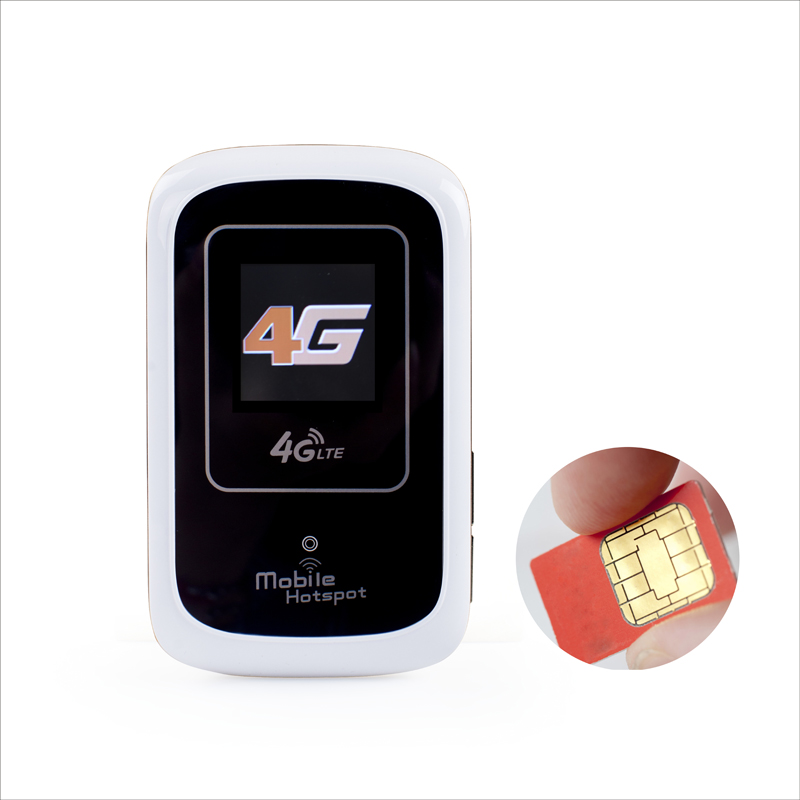 4G Mobile pocket wifi LTE router