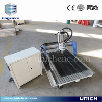 Multipurpose cnc milling machine1224/4 axis mini cnc router0609/cnc carving marble granite stone machine