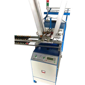 Precise wire and cable spooling machine, spooling machine