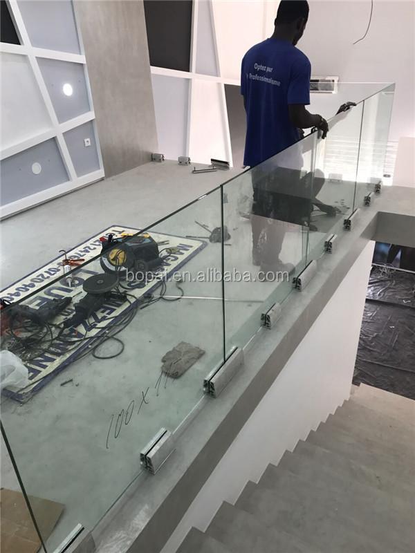 Neue Ankunft U Profil Aluminium Zapfen Fur Glas Pool Zaun Buy U