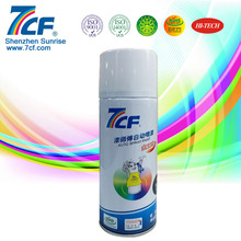 Shenzhen Rainbow MSDS Aerosol Spray Paint