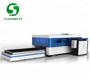 OEC metal carbon 500w fiber laser cutting machine india price