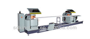 KT-383FD/G 5 Axis Double Mitre Saw CNC Profile Cutting Machine