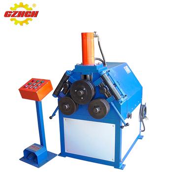 Hydraulic / Electrical Angle Iron Bender (wbz-750b),Round Duct Flange  Bender - Buy Angle Iron Bender,Electrical Angle Iron Bender,Round Duct  Flange