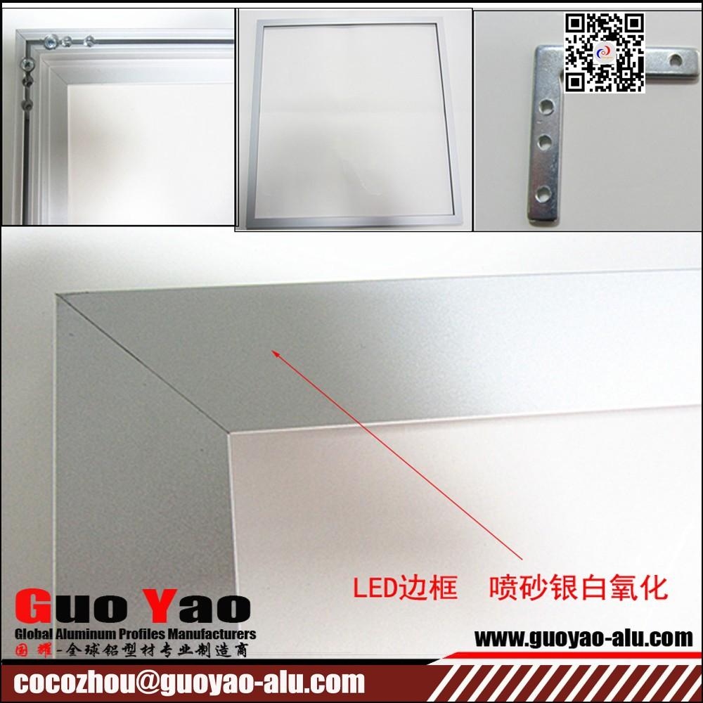 Odm Drawing Picture Aluminium Frame Profiles/advertising Aluminium ...