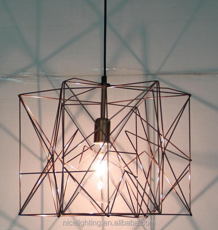 el ltimo diseo de la vendimia luz lmpara moderna lmpara de techo