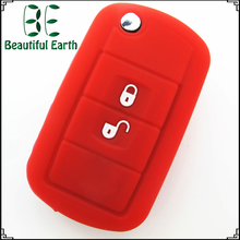 Wholesale car key shell for Proton 2 button remote key shell for land rover
